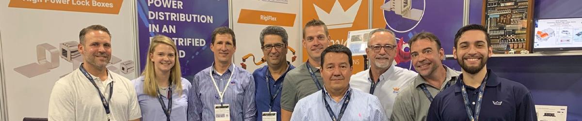 2019 Battery Show Team