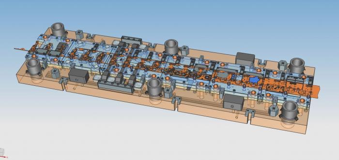 Tool Die CAD Royal Power Solutions